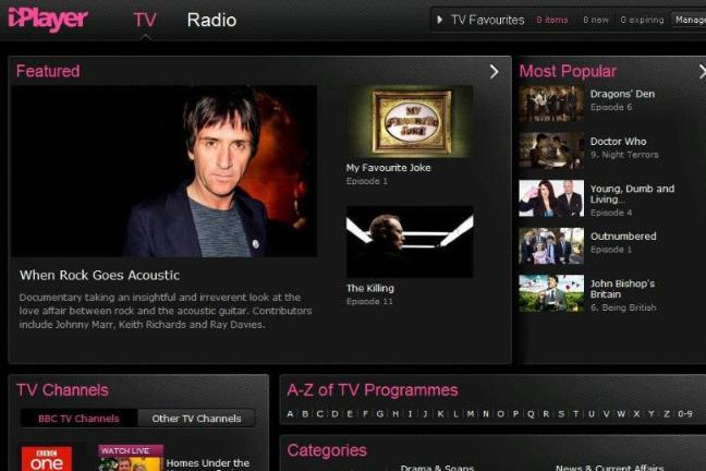 Download bbc iplayer for android.