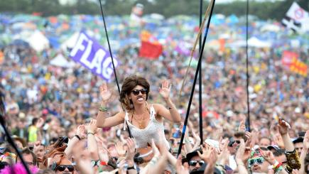 BBC announces one-off UK-wide festival to fill Glastonbury gap