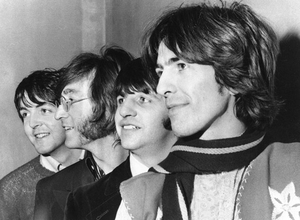The Beatles in their final days as the world's biggest pop group.