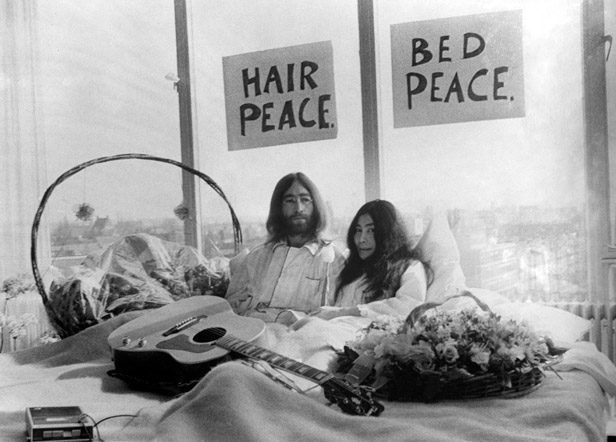 Variant does john lennon and yoko ono naked consider, that