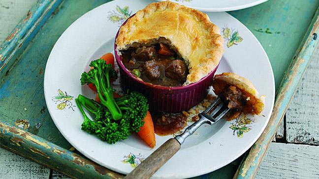 How to make the perfect steak and ale pie