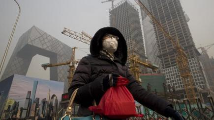 China issues first-ever red alert for fog