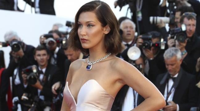 Bella Hadid And Model Pals Party On A Yacht After Cannes Opening