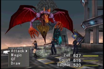 Best and worst HD remakes Final Fantasy VIII