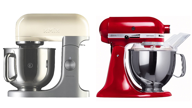 How to tell a kmix from a kitchenaid which food mixer is - Kitchenaid ou kenwood 2017 ...