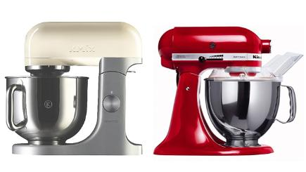 How to tell a kmix from a kitchenaid which food mixer is right for you bt - Kitchenaid ou kenwood 2017 ...