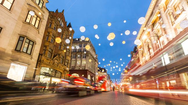 best places to go christmas shopping - Best Places To Go For Christmas