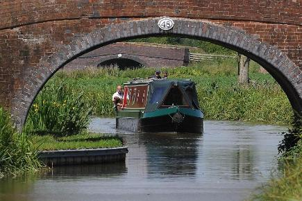 Early indications are that there were more boaters out taking advantage of the sunshine on Britain's rivers and canals this year than compared with 2012.