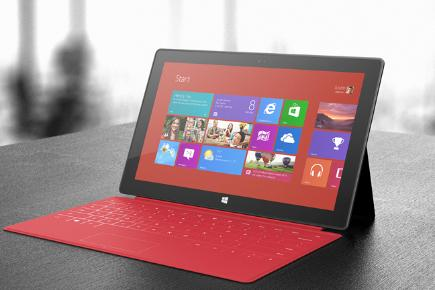 Microsoft Surface, tablet, windows 8