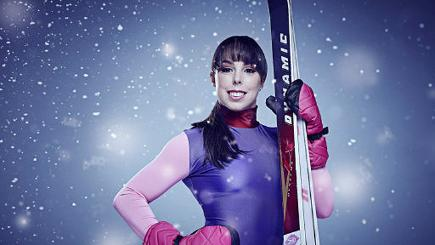 Injury forces Beth Tweddle to exit The Jump