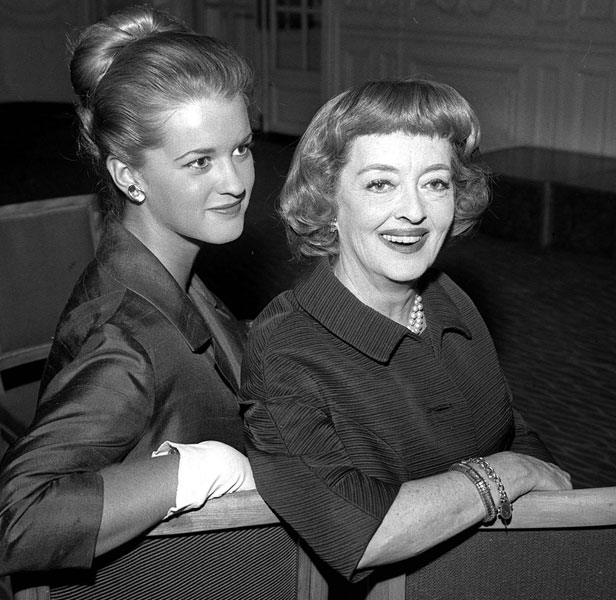 Who was Bette Davis, as seen in Feud on BBC Two?