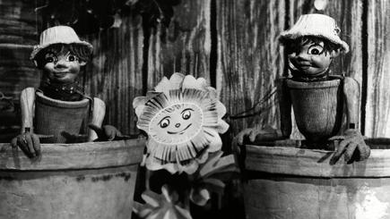 December 18 1952 bill and ben the flower pot men first appear on
