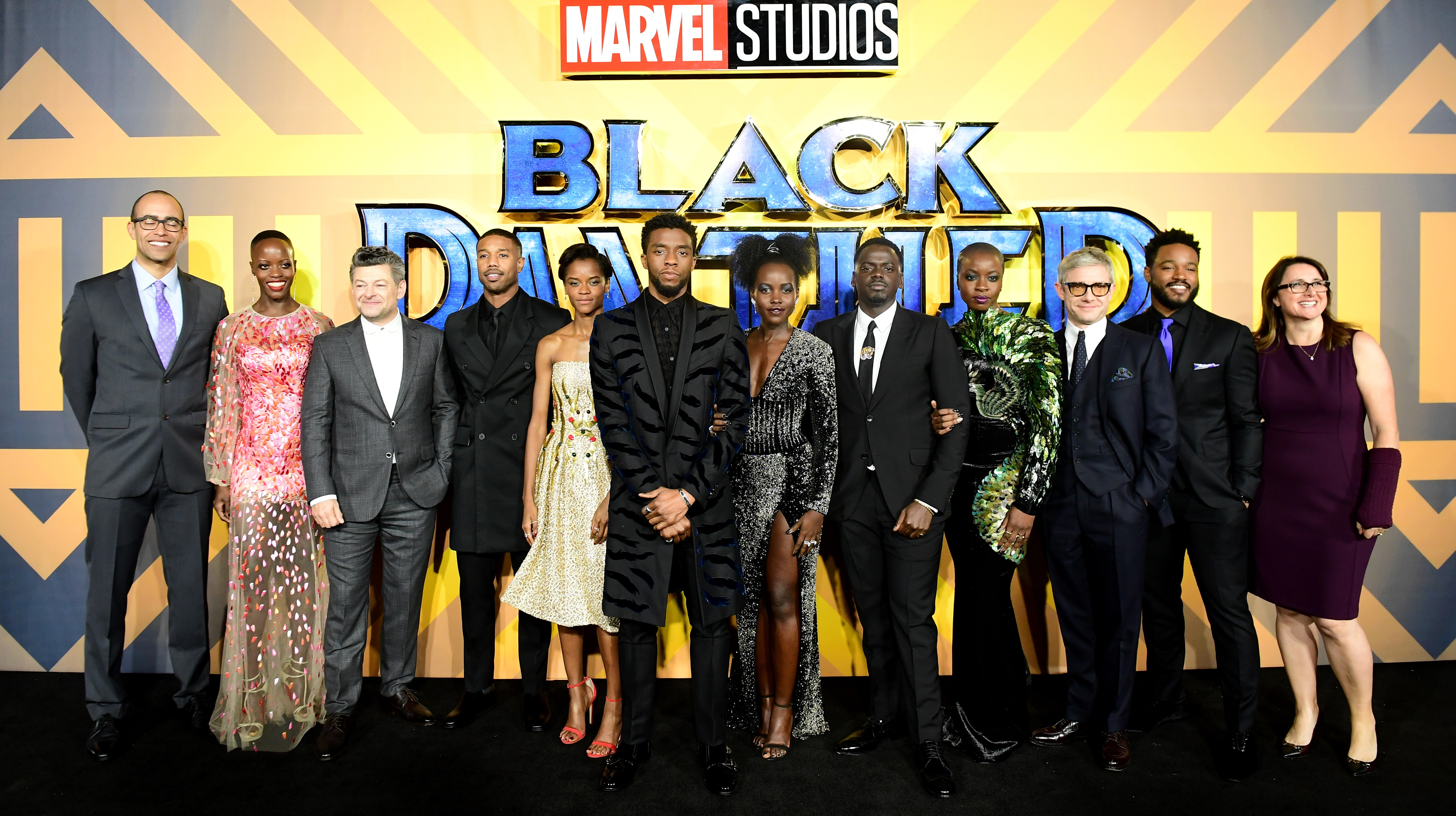 black panther reigns over uk box office with biggest opening day of 2018 bt. Black Bedroom Furniture Sets. Home Design Ideas