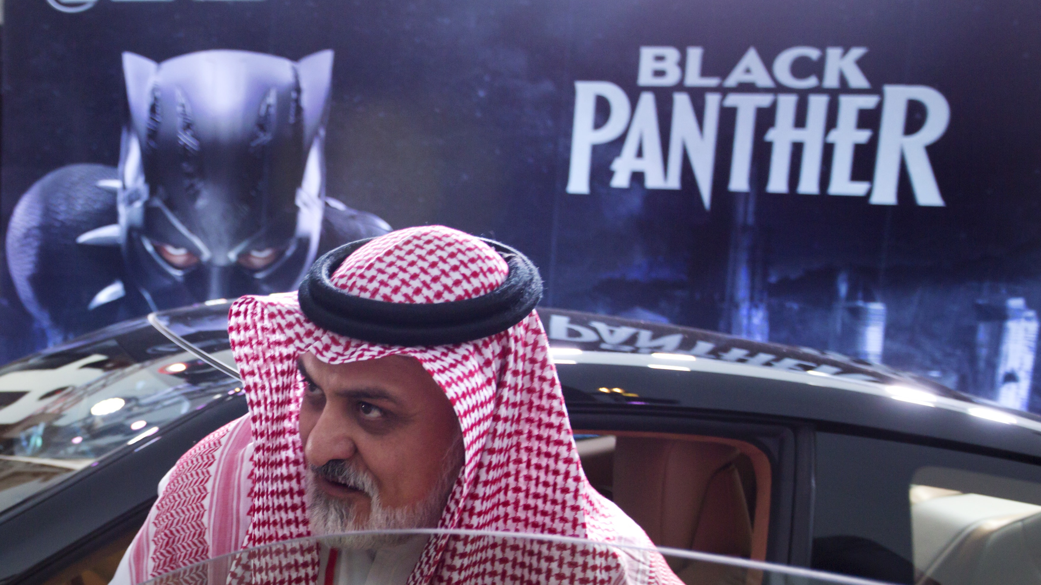 Saudi cinema launch ends 40-year ban