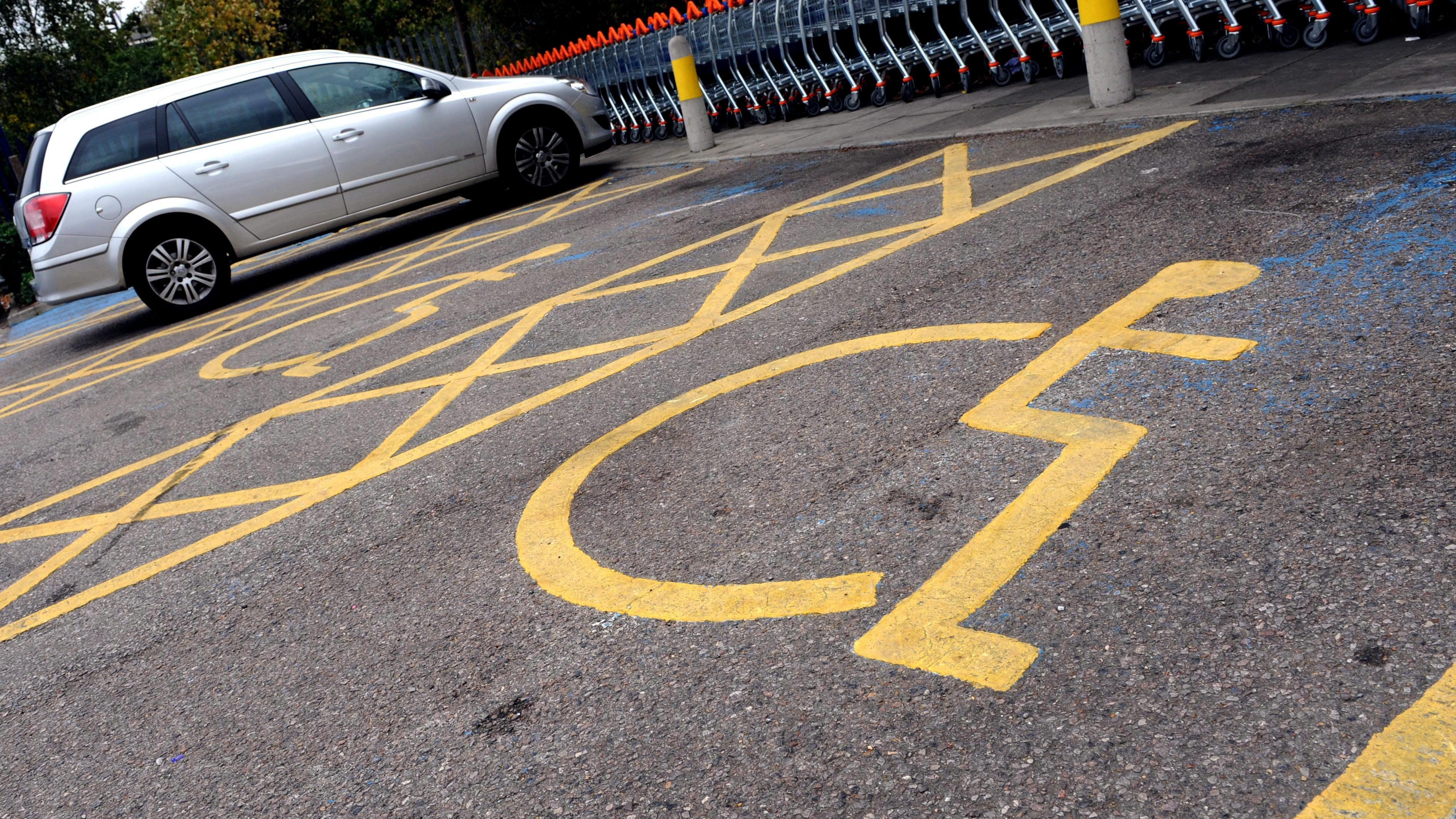 Autism And Ill Health How To Spot >> Blue Badge Parking Permits Extended To Autistic And Mentally