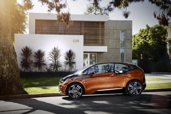Bmw Reveals I3 Electric Car Prices Bt
