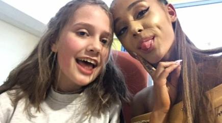 Ariana Grande makes surprise visit to fans injured in Manchester concert