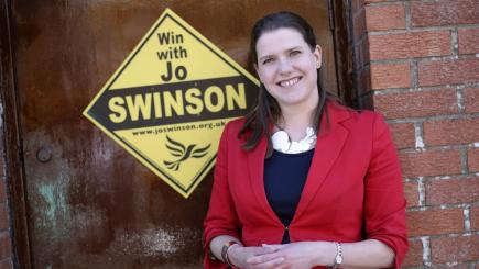 Bookies' favourite Jo Swinson turns down chance of Lib Dem leadership