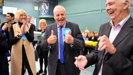 Conservatives win Lancashire County Council elections