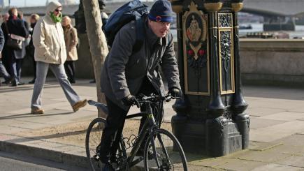 London Mayor Sadiq Khan to spend 'record amount' on London cycling initiatives