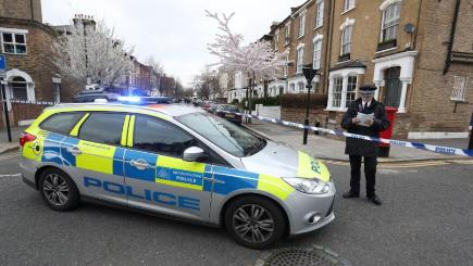 Manhunt launched as baby boy dies and girl critically injured in Hackney