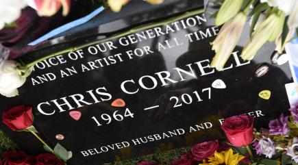 Chris Cornell To Be Buried In Private Funeral Service