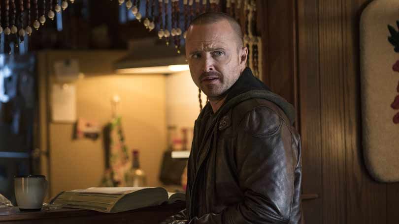 Aaron Paul as Jesse Pinkman in Breaking Bad