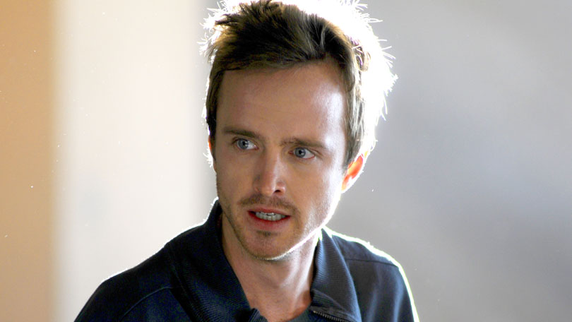 Jesse Pinkman in Breaking Bad - Played by Aaron Paul