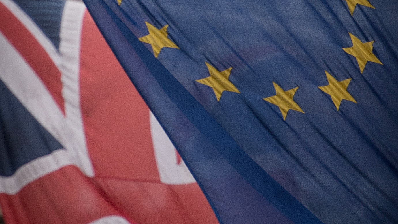 Theresa May is set on a risky Brexit path