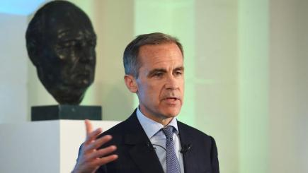 Bank of England governor Mark Carney has already warned about the effect of Brexit on the economy
