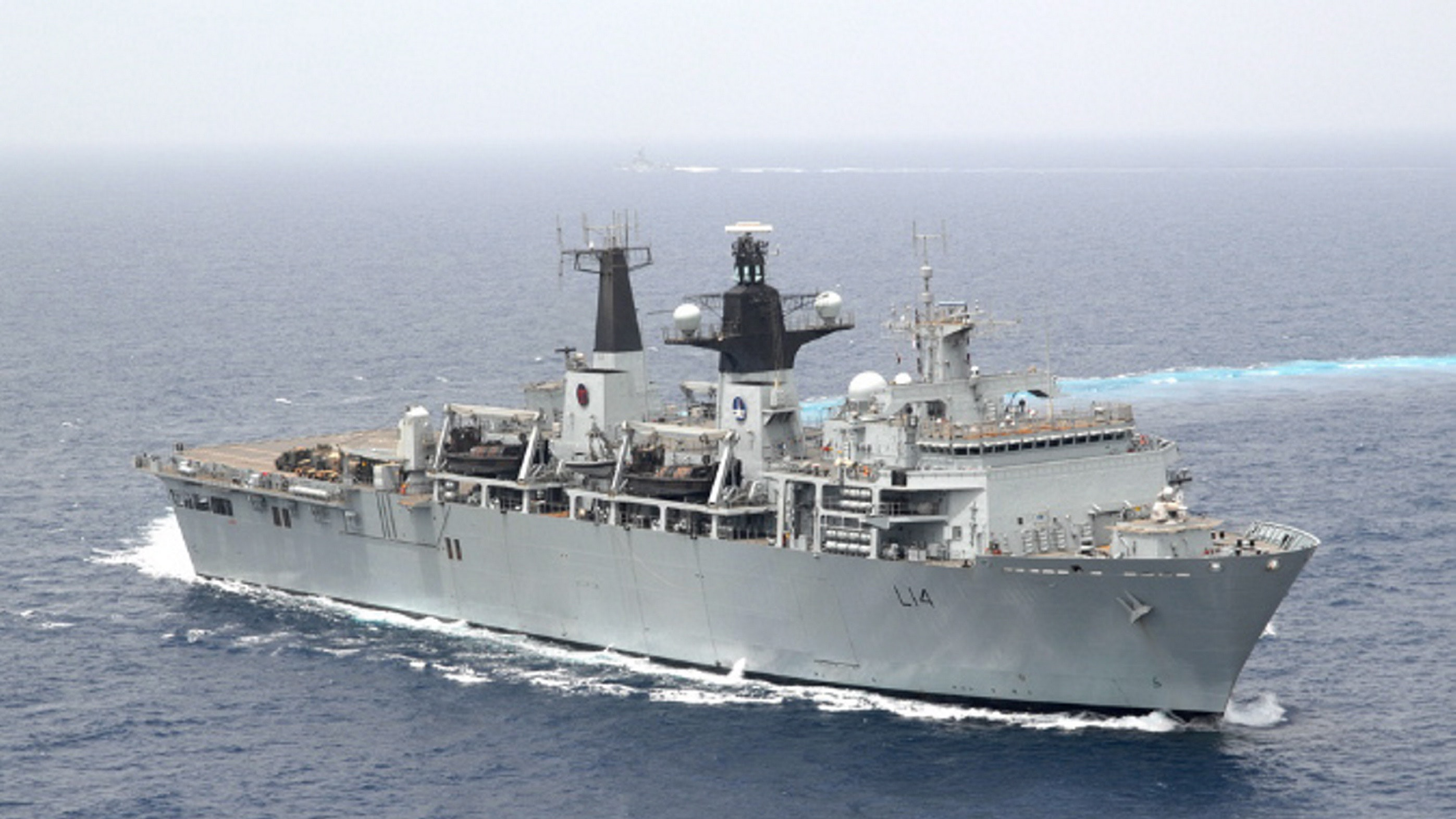 Britain sends third warship to Asia-Pacific to monitor ...