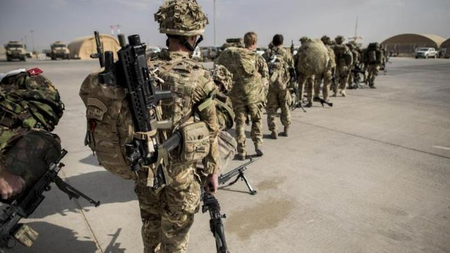 britain to keep military mission in afghanistan until end of 2016 bt