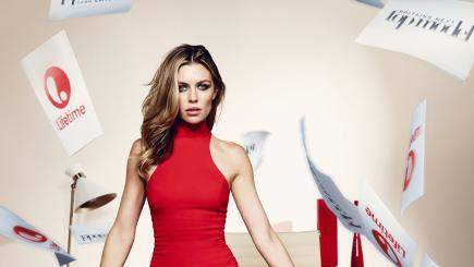 Britains Next Top Model Abbey Clancy New Hero