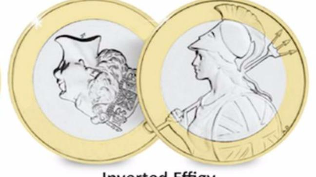 Britannia Error Is Your 2 Pound Coin Worth More Than Its Face Value