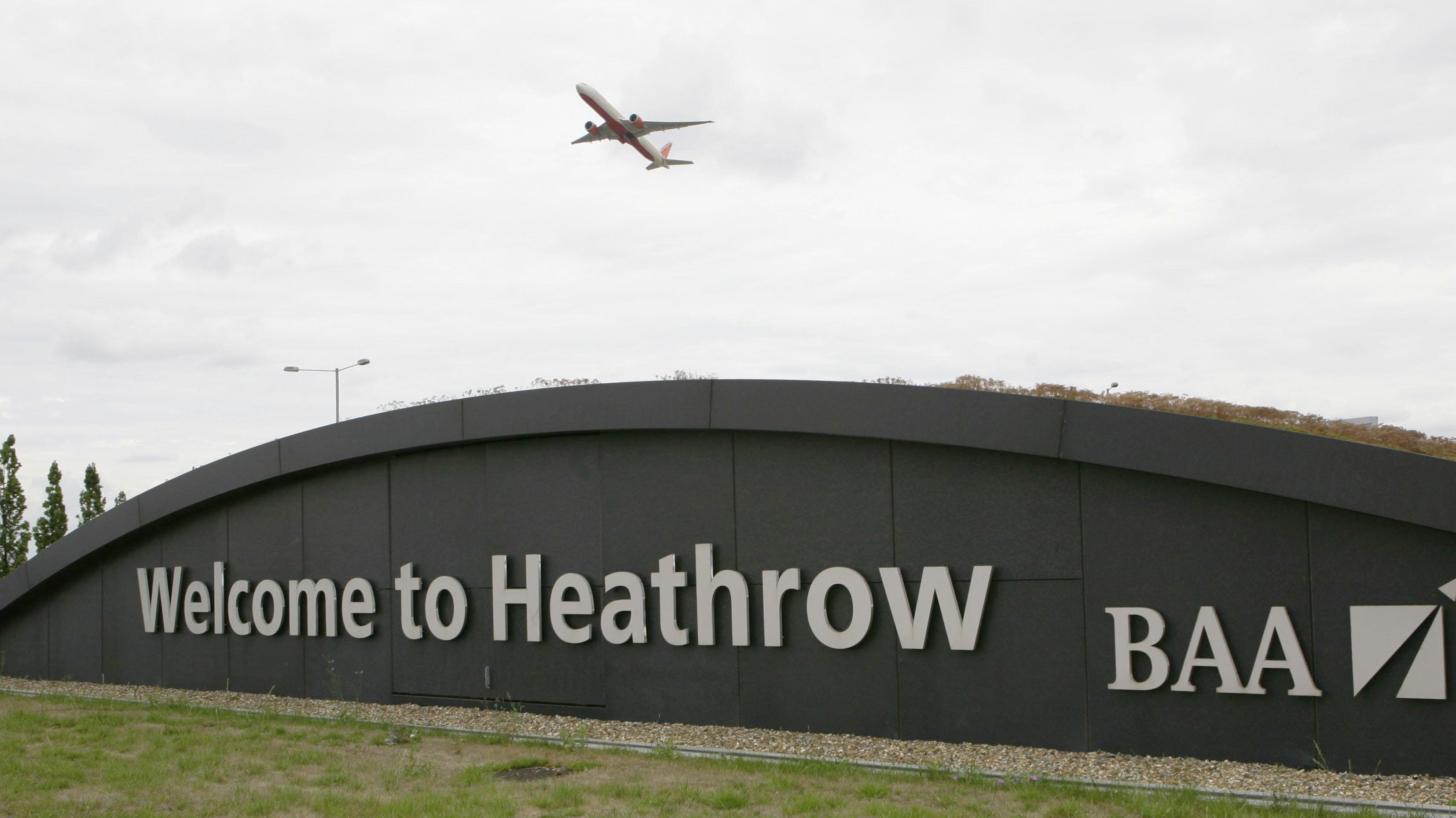 Image result for welcome heathrow airport terminal 5