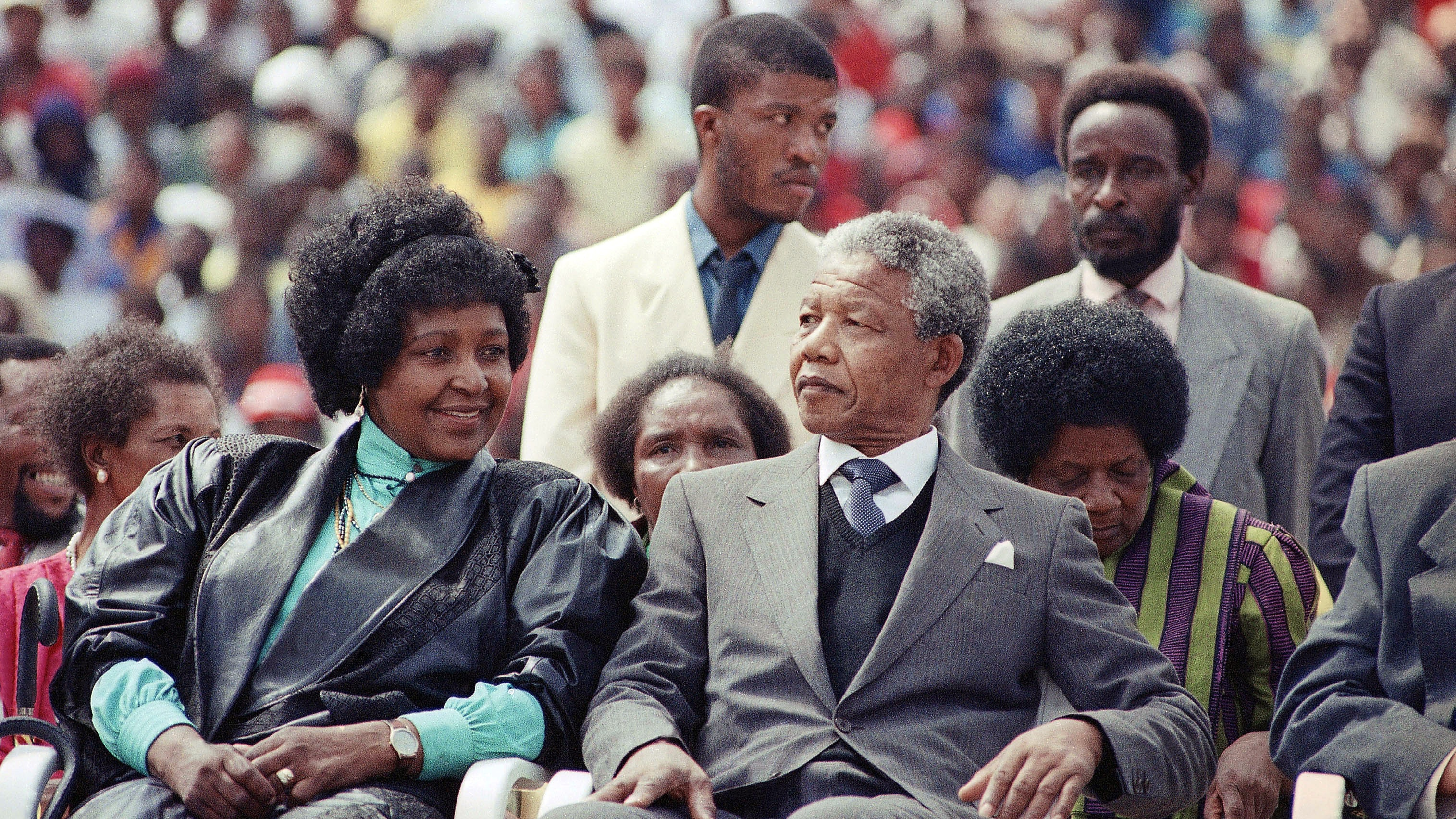 Winnie Madikizela-Mandela, Anti-Apartheid Activist, Dies At 81