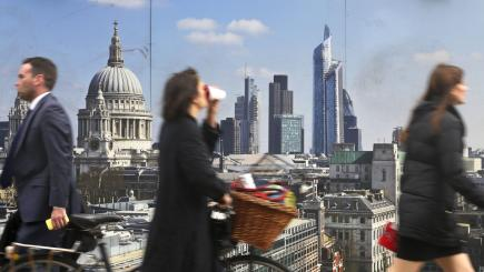 British business going up in people's estimations, says CBI study