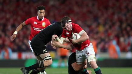 5 talking points from the first Lions Test