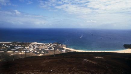 British woman savaged by shark at Ascension Island
