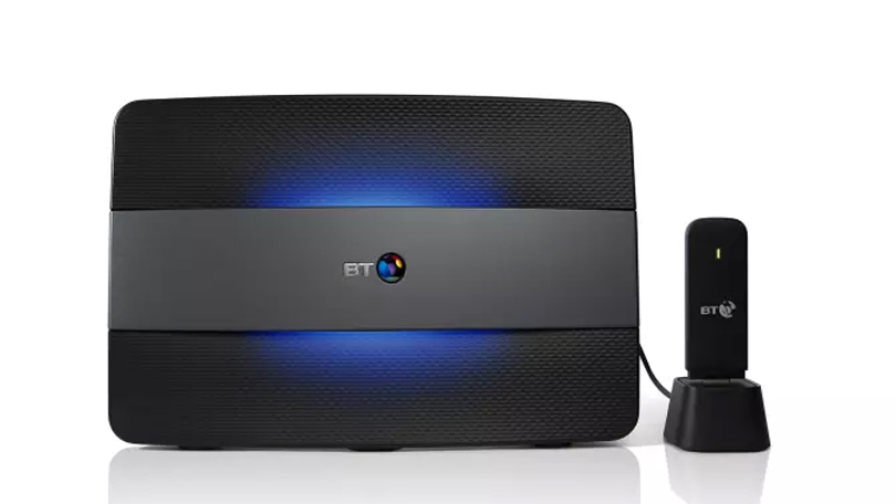 Bt Connected Home