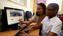 BT and Unicef UK hold 100th workshop on internet safety