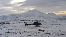BT engineers battle Arctic conditions to refuel remote exchange