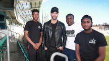 BT partners with Rio Ferdinand Foundation
