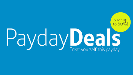 Grab a bargain in the BT Shop Payday Deals sale