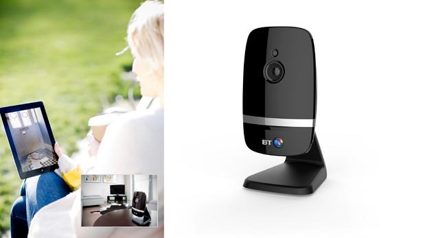 BT Smart Home Cam 100 app 2