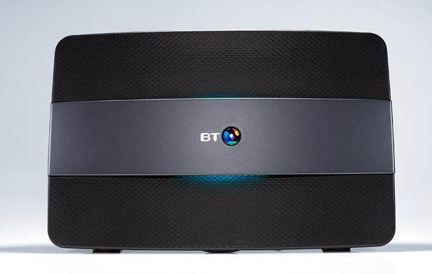 BT Smart Hub front