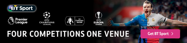 BT Sport: Four competitions - one venue