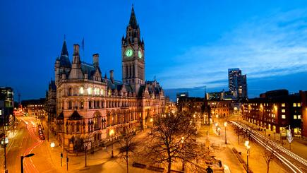 BT to help Manchester become a 'smart city'