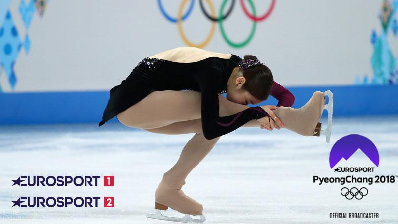 Winter Olympics - Eurosport