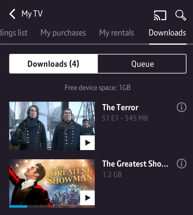 BT TV App